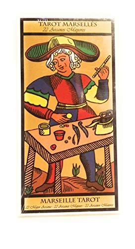 Tarot de Marsella Arcanos mayores 17cm aprox