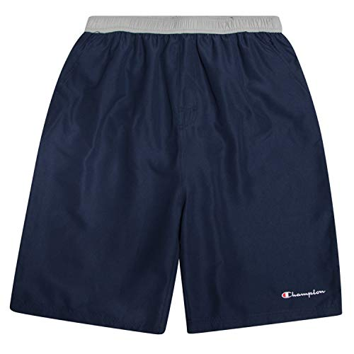 Champion Herren Badehose Big and Tall Classic Logo und Quick Dry Technologie - Mehrfarbig - 5X