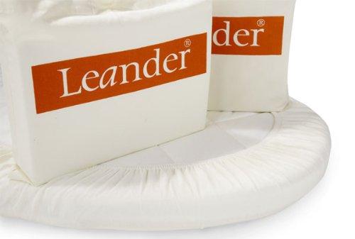 Leander 2er Pack SpannBettlaken, 70x120