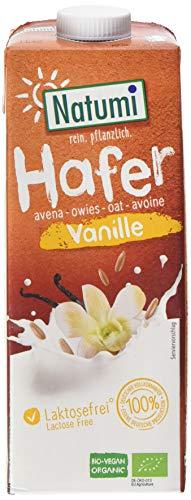 Natumi Hafer Vanilla Drink Bio, 12er Pack (12 x 1.049 l)