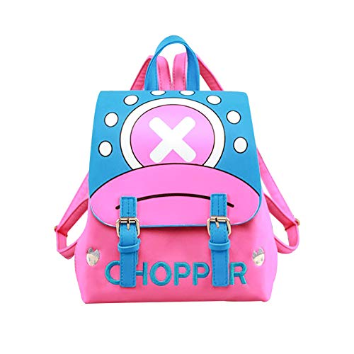 Girls Tony Chopper Backpack Cute Anime Cosplay Mini Daypack Should Bag