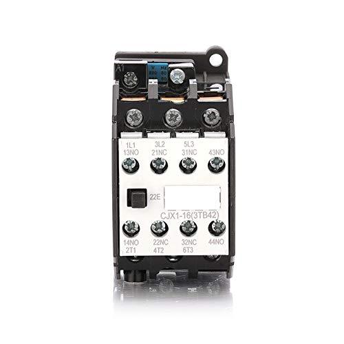 AC contactor CJX1-16/22 AC AC24V/36V/48V/110V/220V/380V