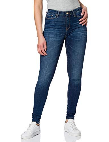 Tommy Hilfiger Donna COMO RW DOREEN Jeans, Blu (DOREEN 410), W32/L32