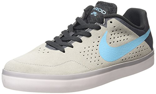 Nike Herren SB Paul Rodriguez CTD LR Sneakers, Gris Azul, 39 EU