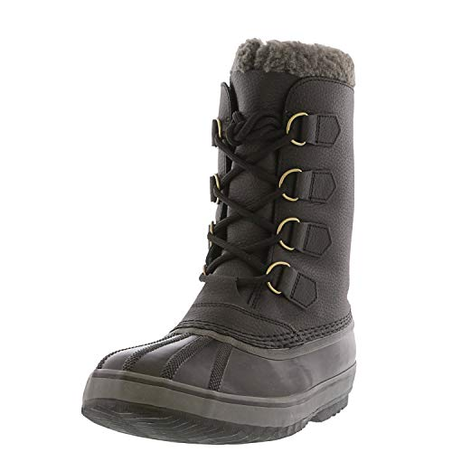 Sorel Men's 1964 PAC T Boot - Rain and Snow - Waterproof - Black - Size 8
