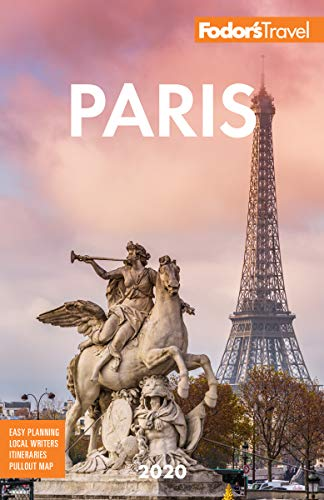 Fodor's Paris 2020 (Full-color Travel Guide)