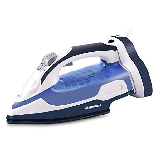 Affordable YQ&TL Wireless Steam Iron Home Handheld Cordless Ironing Machine High Power 2000W 450ML W...