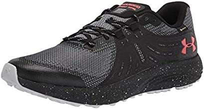 Under Armour mens Charged Bandit Trail Gore-tex Running Shoe, Black (004 Black, 10.5 US