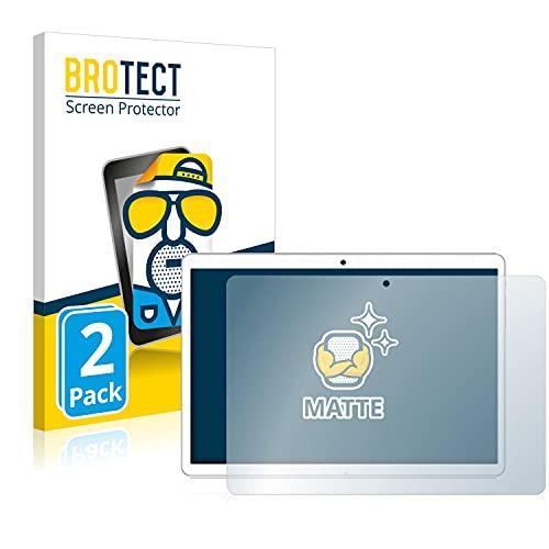 BROTECT 2X Entspiegelungs-Schutzfolie kompatibel mit Goodtel G3 Bildschirmschutz-Folie Matt, Anti-Reflex, Anti-Fingerprint