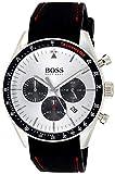 Hugo BOSS Reloj Cronógrafo para Hombre de Cuarzo con Correa en Silicona 1513627...