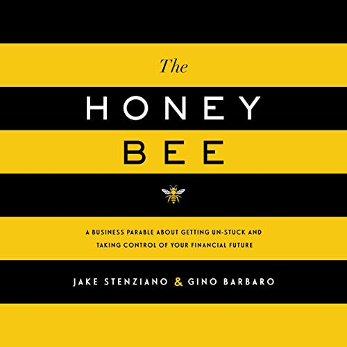 The Honey Bee Audiobook By Jake Stenziano, Gino Barbaro cover art