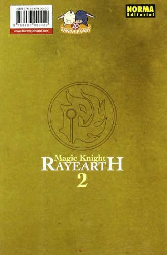 MAGIC KNIGHT RAYEARTH 2 Vol. 1