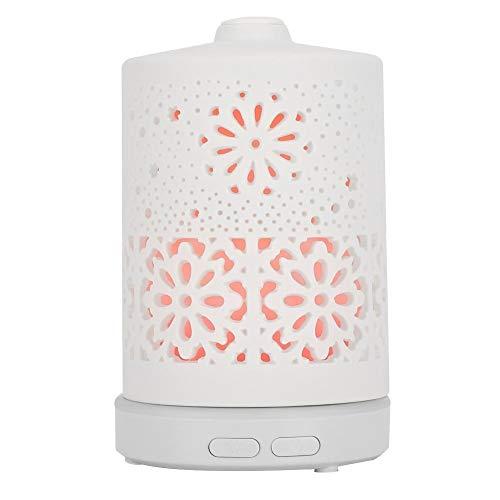 Fockety Difusor de Aroma, humidificador silencioso, Mini humidificador de Aceite Esencial Exquisito de 100 ml para Dormitorio de Oficina