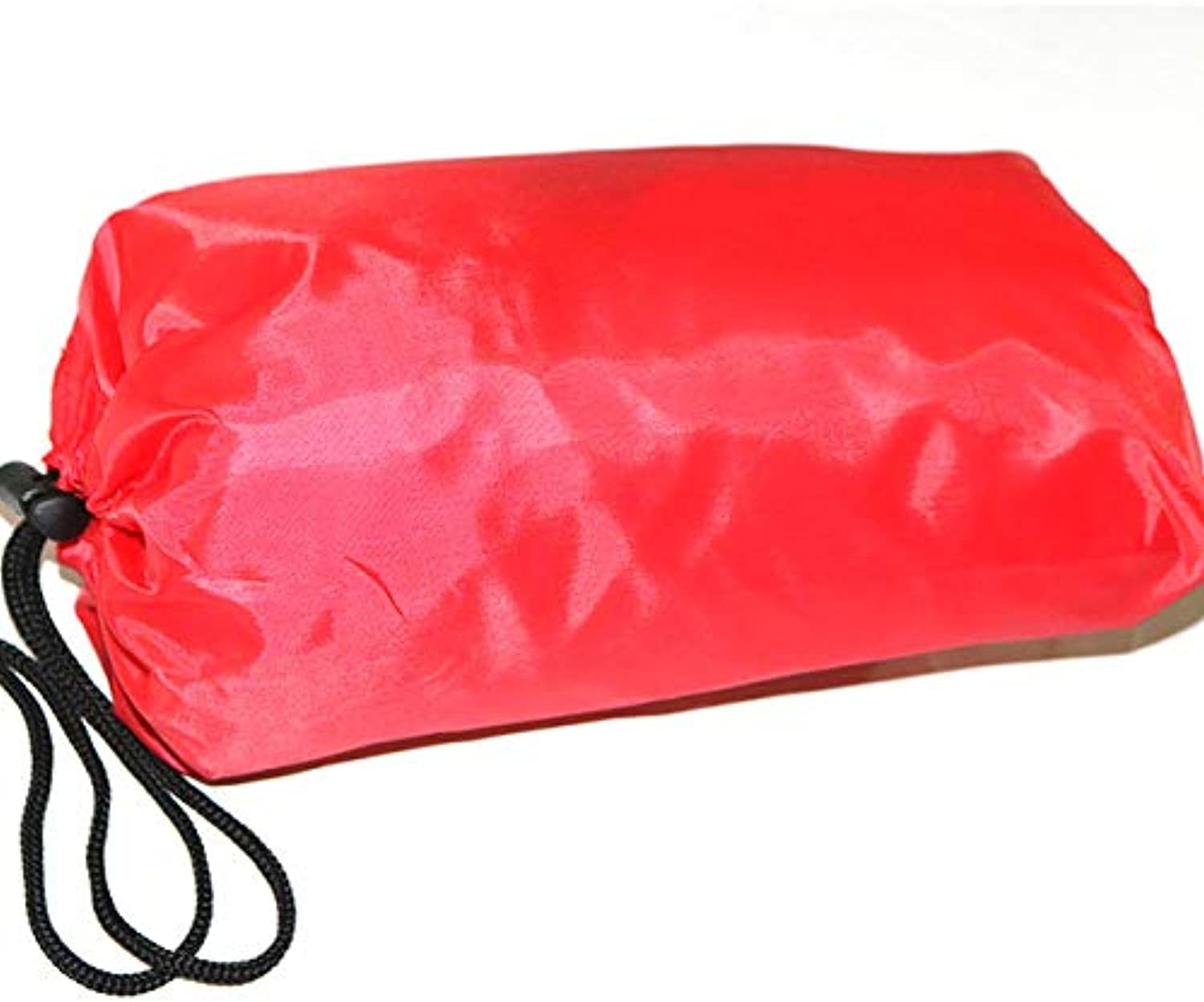 Strength Training Football Training Tools Parachute Umbrellas Super Soccer Resistance Umbrella Exercise Increase Speed Equipment   Red