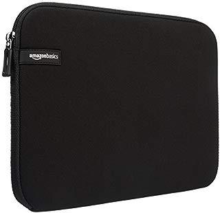 AmazonBasics – Funda para portátil, 24 unidades, Negro, 29.5 cm