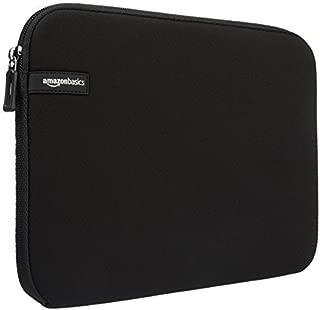 AmazonBasics 15.6-Inch Laptop Sleeve, Black, 10-Pack