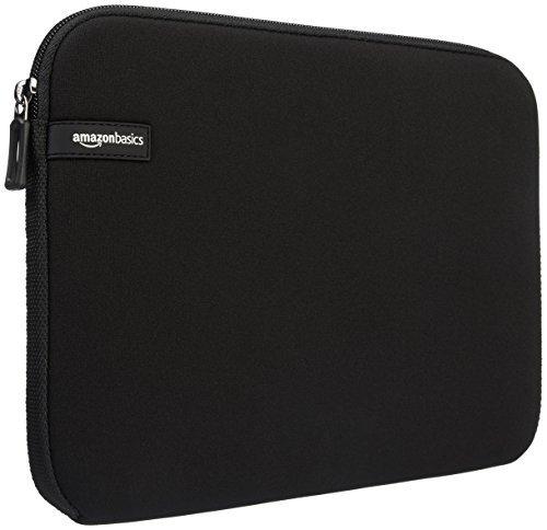 AmazonBasics - Sleeve per Laptop / MacBook Pro / MacBook Pro con display Retina, 15-15,6 pollici, Confezione da 10