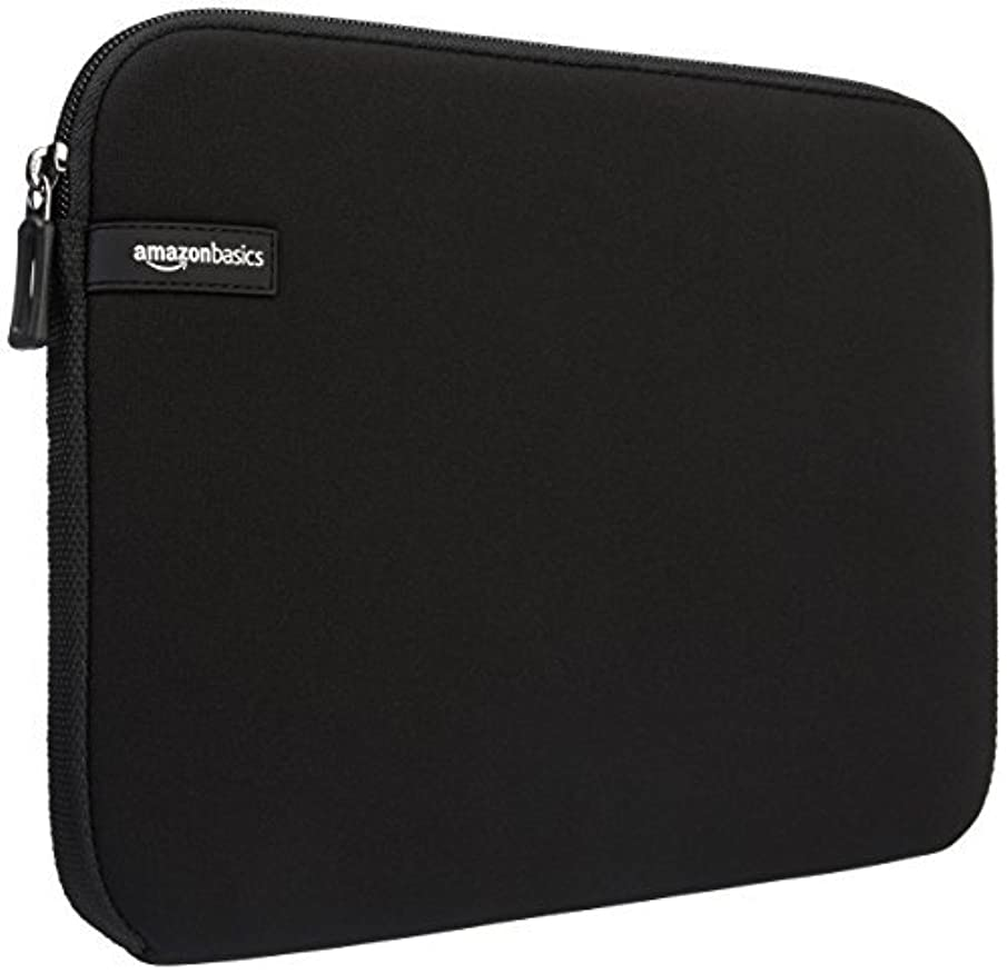 AmazonBasics 11.6-Inch Laptop Tablet Sleeve Case, 24-Pack