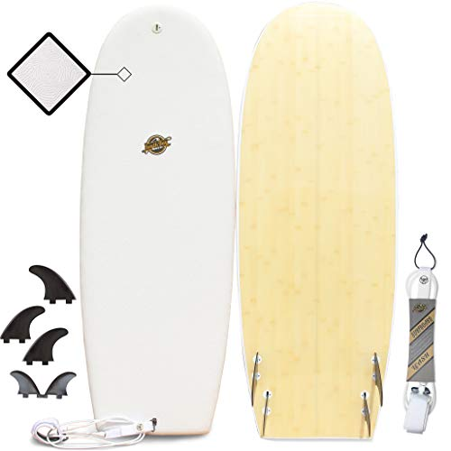 South Bay Board Co. 5' Hybrid Surfboard