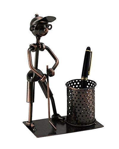 Vino–soporte para bolígrafo de golfista órganos