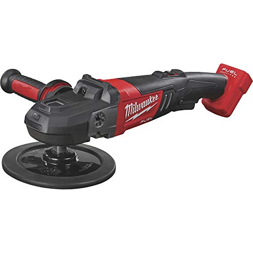 MILWAUKEE ELECTRIC TOOLS CORP M18 Fuel 7 In. Variable Speed Polisher - Bare Tool (2738-20)