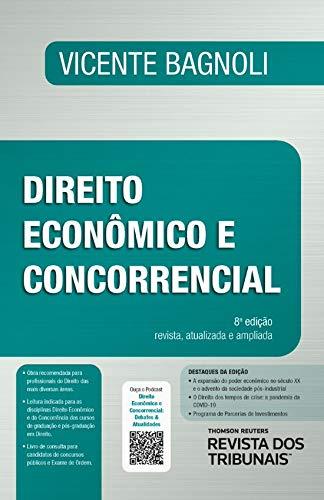 Direito Econômico E Concorrencial 8º Edição