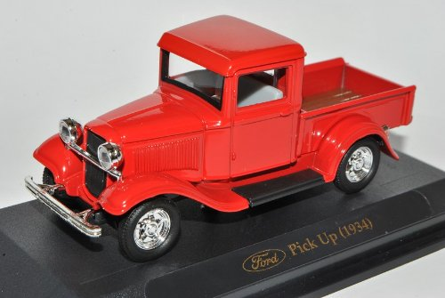 Ford Pick Up Rot 1934 1/43 Yatming Modell Auto