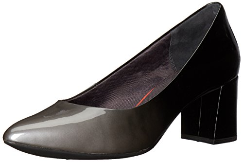 Rockport Damen Total Motion Salima, Pewter Ombre 37 EU W