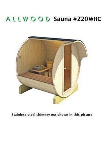 Allwood Barrel Sauna
