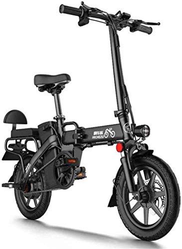 Bicicletas Eléctricas, Bicicletas rápidas y Eléctrica en adultos Pedales extraíble de iones...