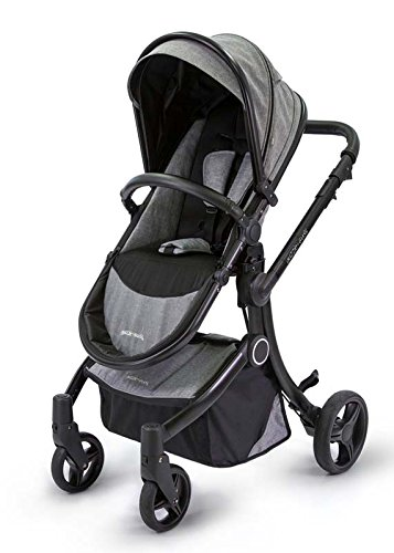 Check Out This guzzie+Guss Connect Stroller, Salt & Pepper