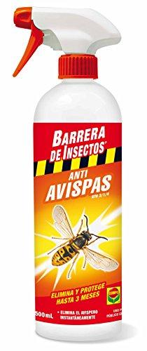 Compo 2069802011 Barrera De Insectos Antiavispas 500 ml, 26.5x6.5x6.5 cm