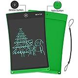 NEWYES NYWT850 Tavoletta Grafica LCD Scrittura, 8,5 Pollici di Lunghezza - Vari Colori(Verde)