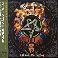 Use Once and Destroy by Superjoint Ritual (2002-06-21)