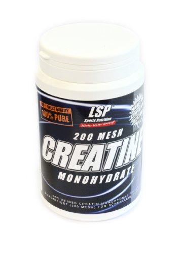 LSP Creatine Monohydrat Powder, 3er Pack (3 x 100 g)