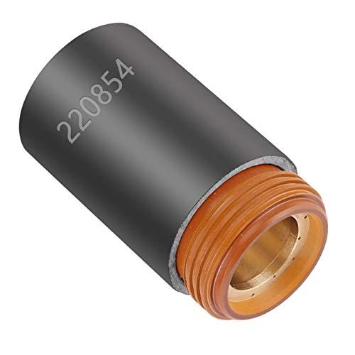 Plasma Retaining Cap, Plasma Cutter Consumables, 1 pcs 220854 Plasma Cutter Cutting Torch Consumables Retaining Cap MAX105