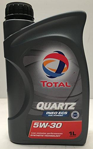 Olio motore Total Quartz Ineo Ecs 5W-30, 1 litri