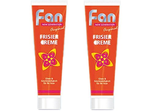 Fan Frisiercreme 100 ml --Das Original-- (2)