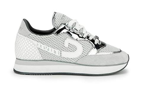 Cruyff Parkrunner grijs zilver sneakers dames