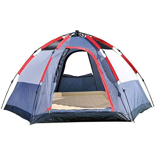 Barraca de Camping Spider para até 5 Pessoas - MOR 009052