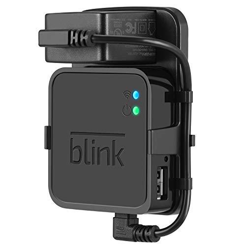 Outlet Wall Mount for Blink Sync Module - Mount Bracket Holder for Blink XT and Blink XT2 Outdoor...