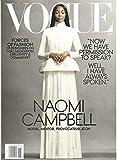 Vogue Magazine (November, 2020) Naomi Campbell Cover
