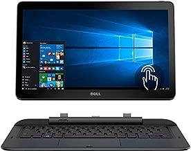 Dell Latitude 13 7000 2 in 1 13.3' FHD Touchscreen Flagship Backlit Keyboard Business Laptop | Intel core M | 4GB RAM | 128GB SSD | Windows 10 Pro (Renewed)