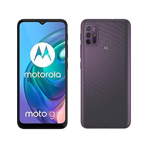 Motorola G10 – Ecran 6,5'' HD+ - système 48MP quadruple camera – Batterie 5000 mAh – 64Go