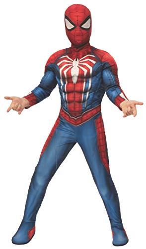 Rubie s Spider-Man Gamerverse Child s Deluxe Spider-Man Costume & Mask, Small
