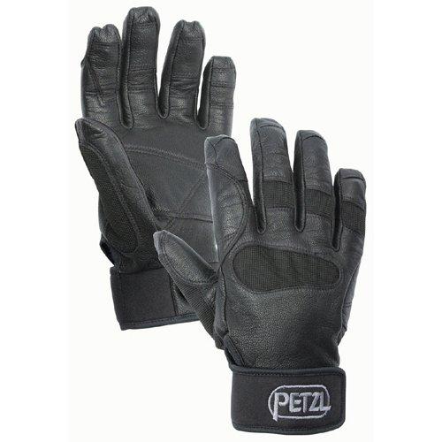Petzl CORDEX PLUS Handschuhe Schwarz Größe M
