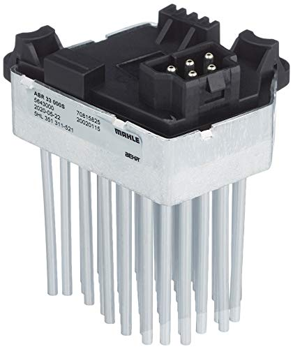 Mahle ABR 33 000S Regulador de Ventilador C y Resistencia