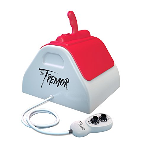 The Tremor - Rock & Roll Sex Toy - Sex Machine - Compare to Sybian®
