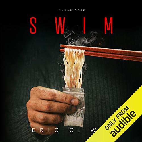 Swim audiobook cover art