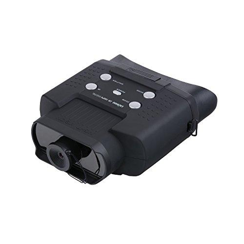 Dorr Zb-100 PV Digital Jumelles de Vision de Nuit avec Photo et vidéo – Noir